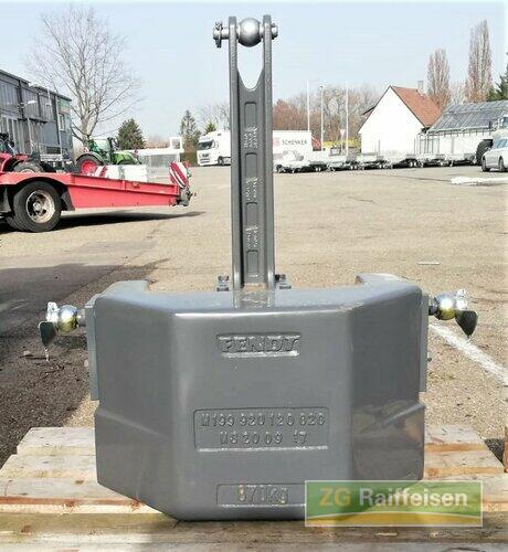 Fendt Frontgewicht 870 KG