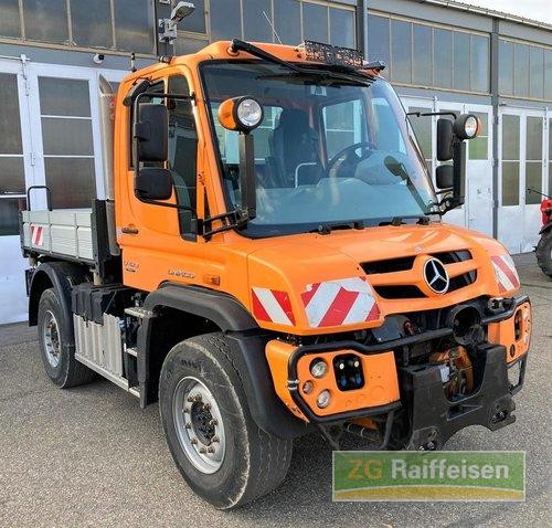 Mercedes-Benz Unimog 423 Year of Build 2013 4WD