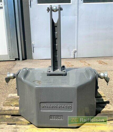 Fendt Frontgewicht 1250 Kg Bühl