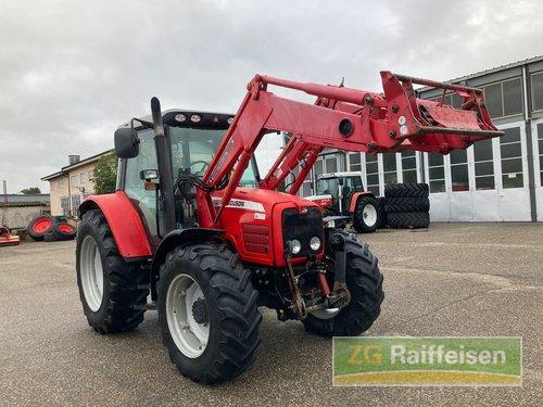 Massey Ferguson MF 6455 Chargeur frontal A 4 roues motrices