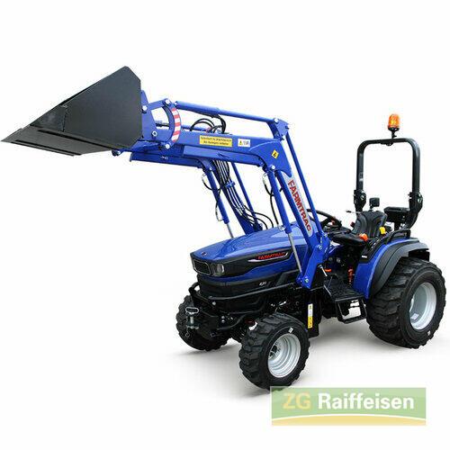 Farmtrac 26 Mit Frontlader Industriebereifun Έτος κατασκευής 2021 Κίνηση σε όλους τους τροχούς