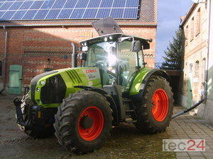 Claas Arion Cebis Obraz 0