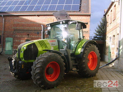Tractor Claas - Arion Cebis