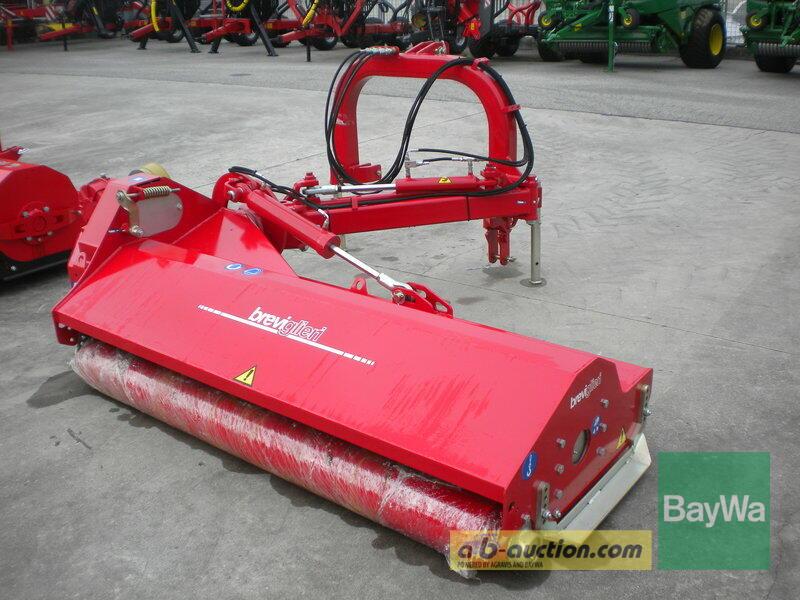 Breviglieri Seitenmulcher FSZ200