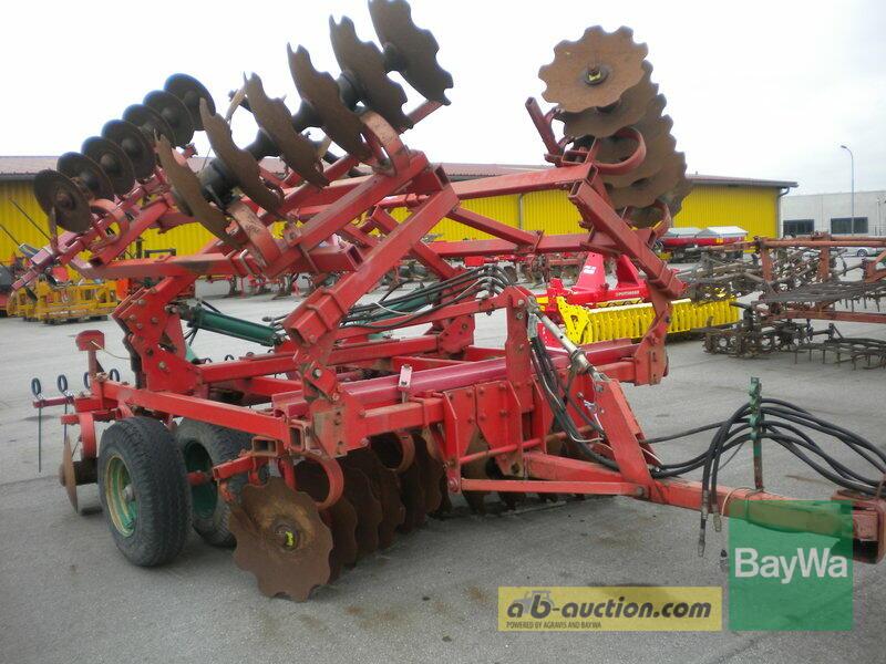 Kverneland ED 540