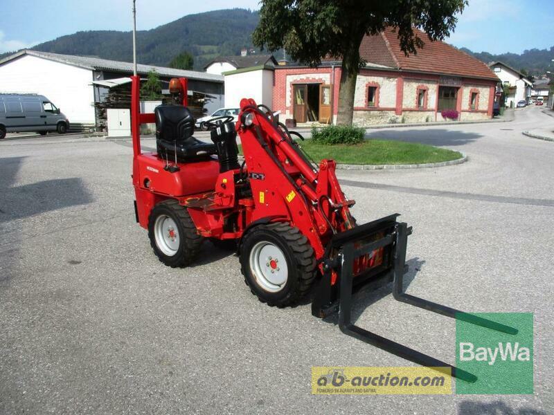 Weidemann 1130 CX