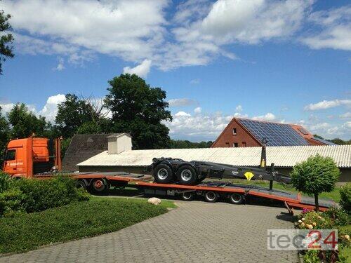 Krampe Thl 21 L / Hakenlift Baujahr 2016 Bünde