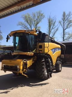 New Holland CX 880 Year of Build 2006 Engehausen