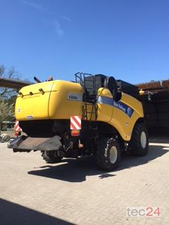 New Holland CX880 Obraz 4