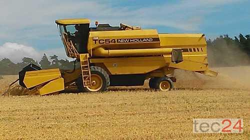 New Holland TC 54 Year of Build 1992 Salz
