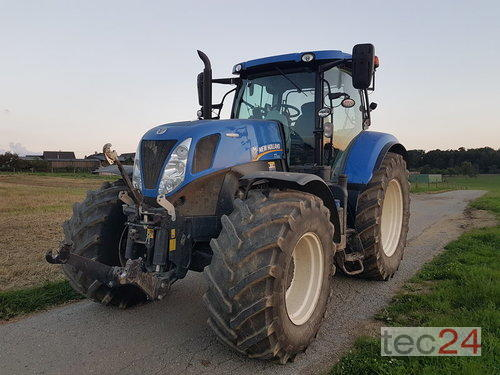 New Holland T 7220 Baujahr 2015 Allrad