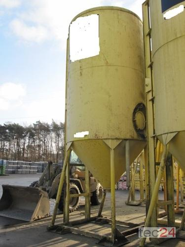 Bock Hakenliftsilo - Wechselsilo 22,5m³