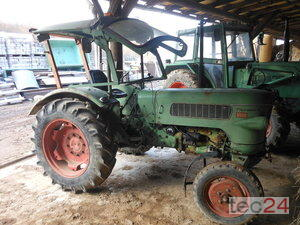 Oldtimer - Traktor Fendt Farmer 2 Bild 0