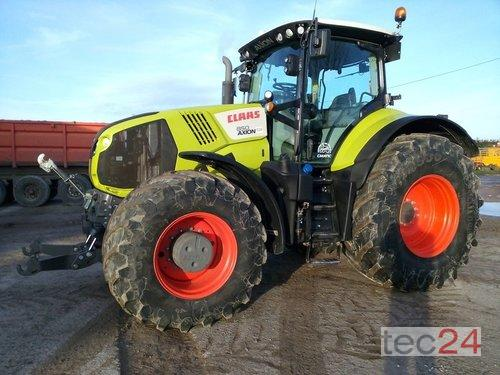 Claas Axion 850 Cmatic Årsmodell 2015 4-hjulsdrift