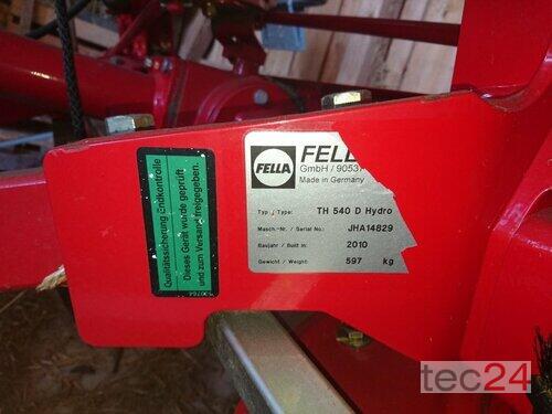 Fella TH 540 D Hydro