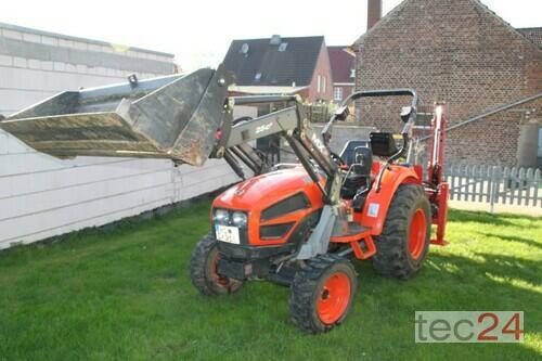 Kioti Ck 35 Mit Front- Und Heckbagger Frontlader Baujahr 2012