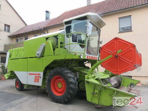 Claas Dominator 66 Rok produkcji 1982 Bietigheim-Bissingen