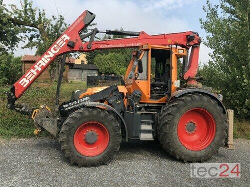 Traktor Fendt - 820 TMS Vario Kranmaschine