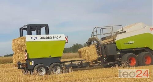 TST Ballenstapelwagen Quadro Pac