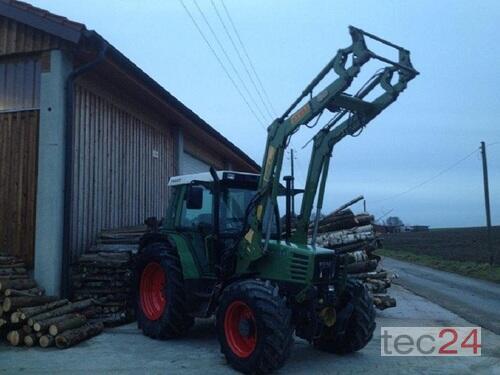 Fendt Farmer 307 C + Fl+Fz Frontlader Baujahr 2000
