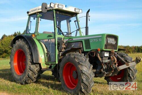 Fendt Farmer 275 SA Anul fabricaţiei 1989 Tracţiune integrală 4WD