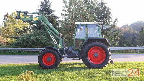 Fendt 380 Gta Front Loader Year of Build 1986