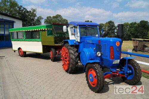 Lanz Bulldog D5006 M Anhänger Baujahr 1949 Oststeinbek