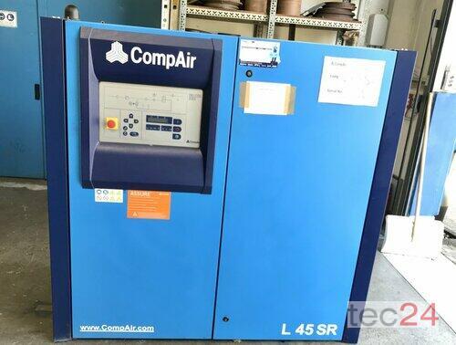 CompAir L45SR L45sr – 13a Year of Build 2008 Burscheid