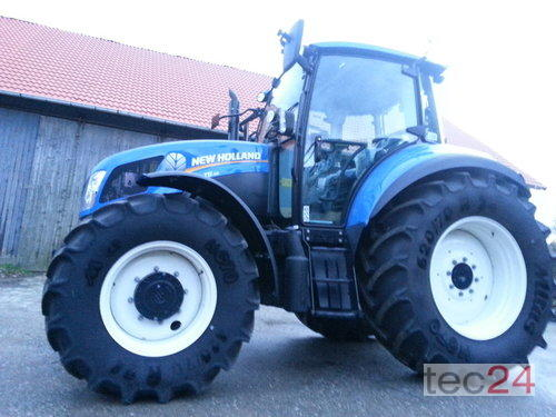 New Holland T 5.95 Dual Command Årsmodell 2016 Havixbeck