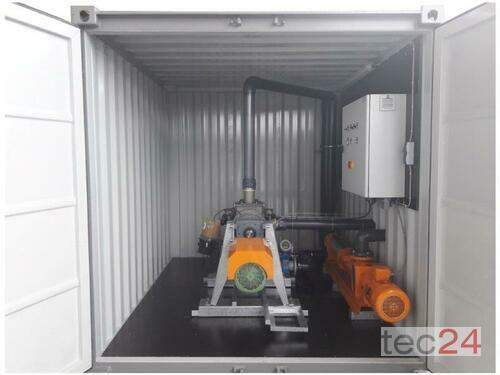Moosbauer-Separator Separator Kks26 Containerlösung Baujahr 2019 Reut