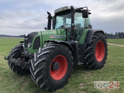 Traktor Fendt - 820 Vario