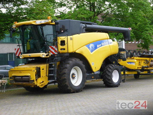 New Holland 351