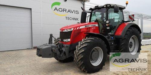 Massey Ferguson 8735 Year of Build 2015 4WD
