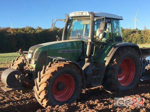 Fendt 716 Vario Year of Build 1999 4WD