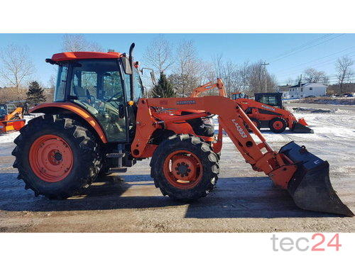 Kubota M8540 Dth Sc1 Front Loader Year of Build 2011