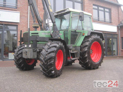 Fendt Farmer 308 LSA Année de construction 1997 Białystok