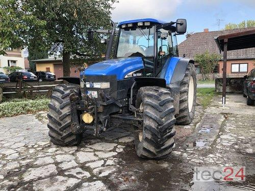 New Holland TM 140 Year of Build 2004 4WD