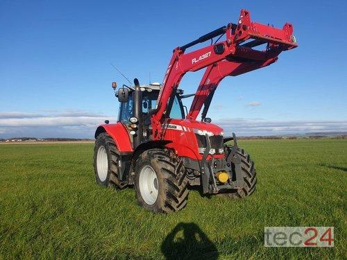 Massey Ferguson Mf 7715 Dyna-Vt Front Loader Year of Build 2017