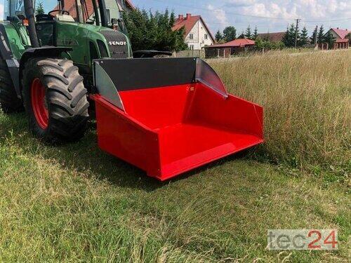 Inter Tech Heckschaufel Heckcontainer 1,8m Год выпуска 2020 Kolno