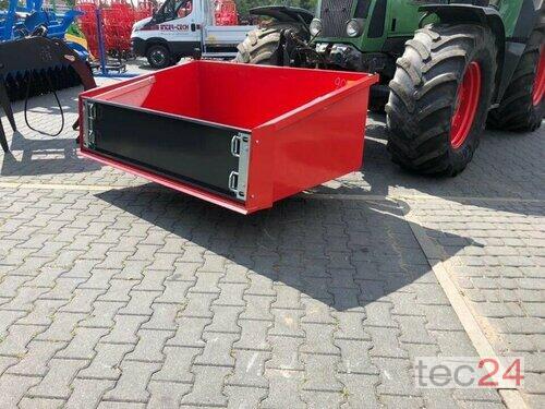 Inter Tech Heckschaufel Heckcontainer 2,4m Год выпуска 2020 Kolno