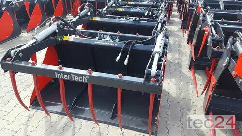 Inter Tech Krokodilschaufel 1,5m Euro Aufnahme