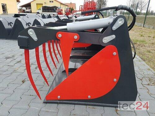 Inter Tech Krokodilschaufel 2,0m Euro Aufnahme