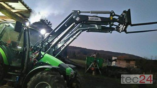 Inter Tech Frontlader Deutz Fahr Dx80 Agroplus Год выпуска 2020 Kolno