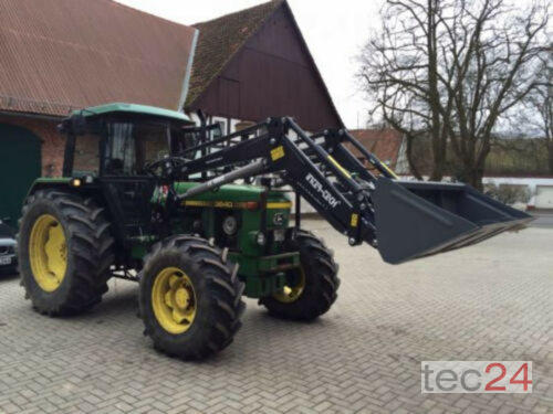 Inter Tech Frontlader John Deere 2250/6100 MC