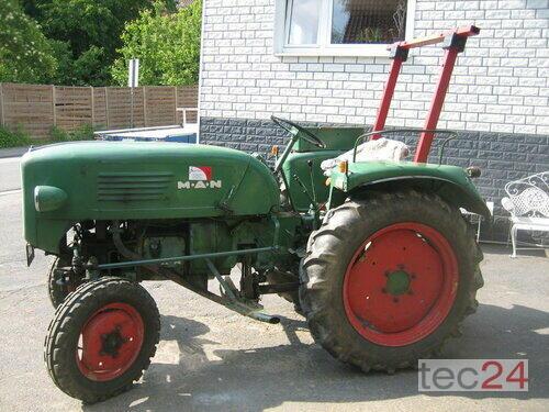 MAN Traktor Année de construction 1959 Fürth