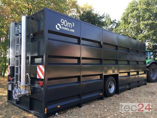 Agroland Güllefeldrand Container 90 Cbm³ Рік виробництва 2020 Krunkel
