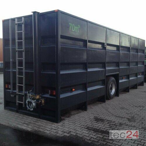 Agroland Güllefeldrand Container 75 Cbm³ Year of Build 2020 Krunkel