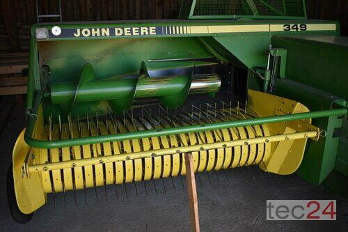 John Deere Hochdruckpresse 349 Baujahr 1989 Eckental