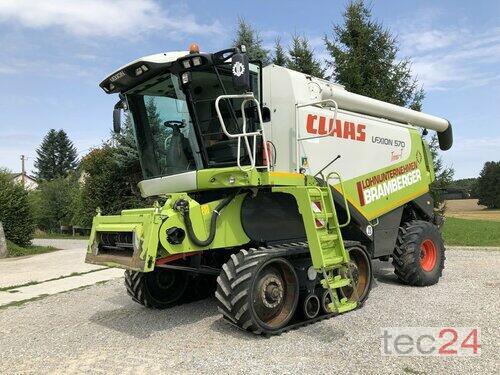 Mähdrescher Claas - Lexion 570 tt