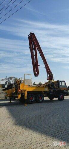 Construction Machine Putzmeister - BRF 32.09